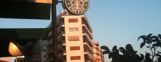 Starbucks is one of The 15 Best Places for An Espresso in Athens.
