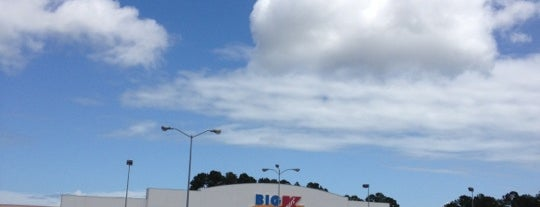 Kmart is one of stores.