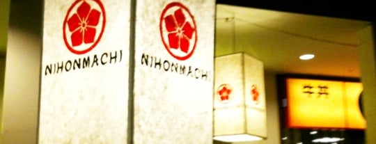 Nihonmachi is one of Top picks for Japanese and Korea Restaurants.