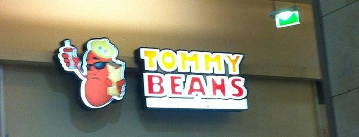 Tommy Beans is one of Gastronomía en Santiago de Chile.