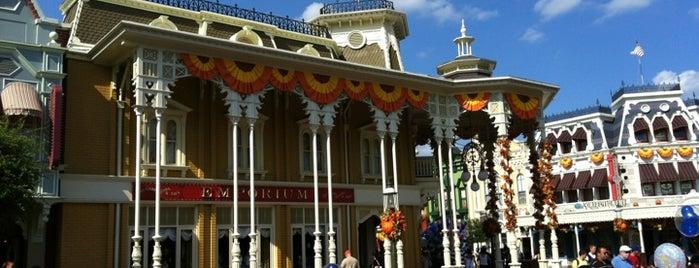 Emporium is one of Walt Disney World.
