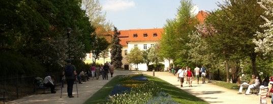 Újezd is one of Historická Praha.