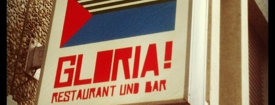 Restaurant Gloria is one of Jopps Favorites.