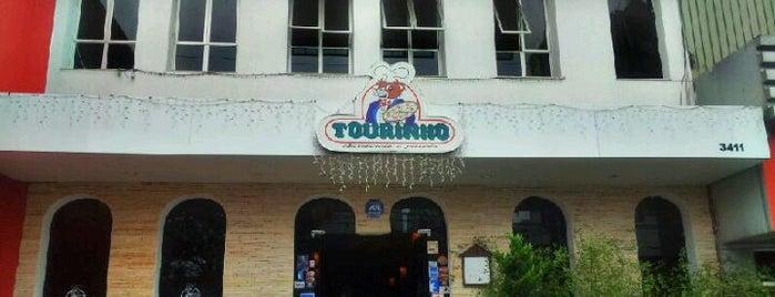 Tourinho Grill e Pizzas is one of Gastronomia.