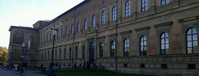 Alte Pinakothek is one of Best of World Edition part 2.