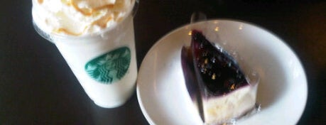 """Starbucks is one of I ♥ """"FRAPPUCCINO""""."""