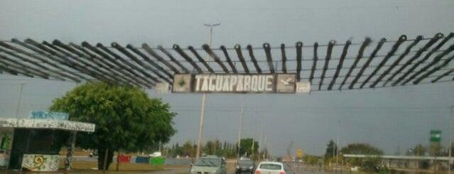 Taguaparque is one of Brasília.