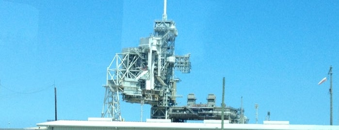 Launch Pad 39 Observation Gantry is one of Spring Break 2012.