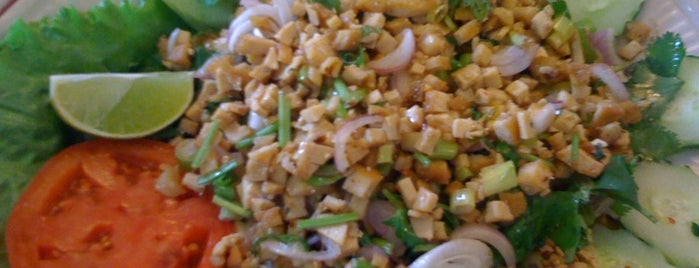 Esan Thai Restaurant is one of B-town = Food Town!.