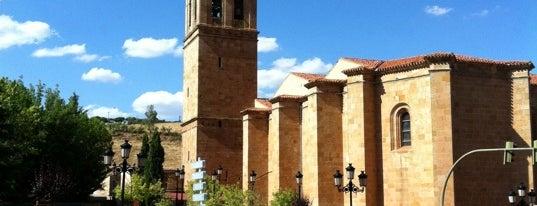 Concatedral de San Pedro is one of Catedrales de España / Cathedrals of Spain.