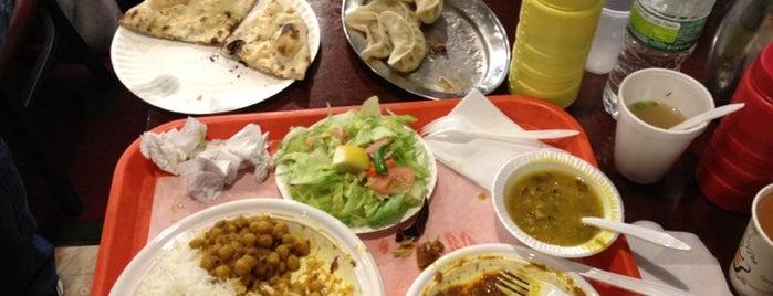 Merit Kabab & Dumpling Palace is one of Jeffrey Tastes World Record Tour.