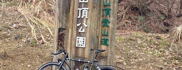 庭田山頂公園 is one of 峠.
