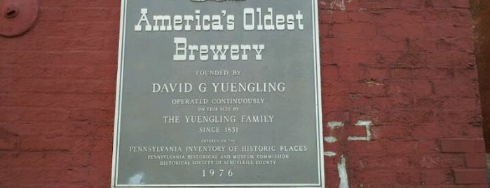 D.G. Yuengling and Son is one of Breweries and Brewpubs.