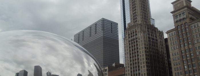 Cloud Gate by Anish Kapoor is one of Recommendations in Chicago.