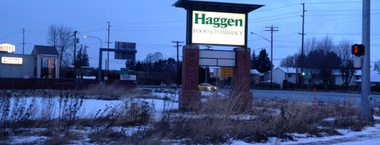 Haggen is one of Favorites.
