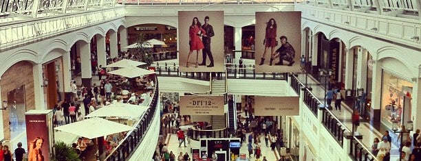 Shopping Iguatemi is one of Rio Grande do Sul.