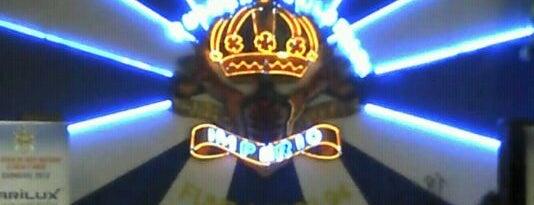 G.R.C.S.E.S. Império de Casa Verde is one of Escola de Samba.