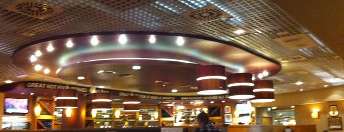 Globe Freehouse is one of Dining at Gatwick Airport North Terminal.