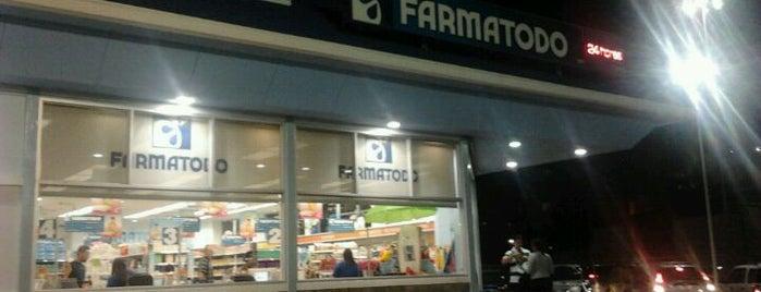 Farmatodo is one of Farmacias en Lechería.