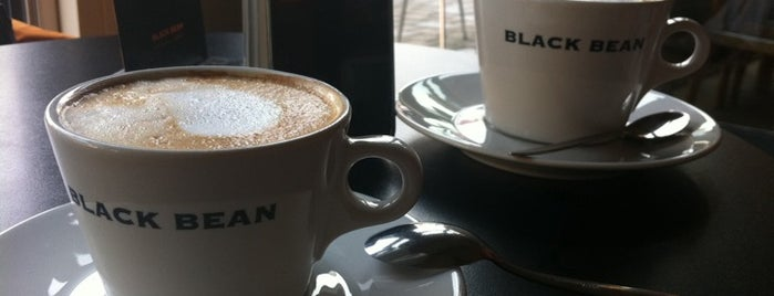 Black Bean - The Coffee Company is one of Jena, Restaurants, Bars, Cafes.