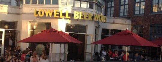 Lowell Beer Works is one of Massachusetts Craft Brewers Passport.