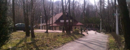Dworek Parkowy is one of Silesian Green Outdoors.