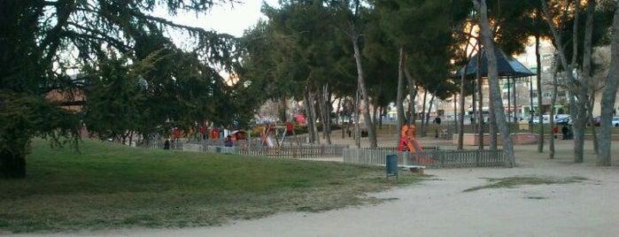 Parc Joan Oliver is one of Badia del Vallès.