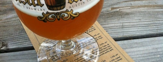 Jester King Brewery is one of America's Best Breweries.