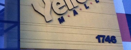 Yellow Mall is one of Shoppings e Centros Comerciais.