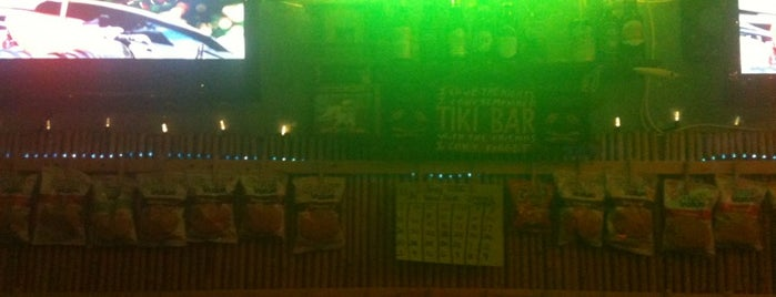 TIKI BAR is one of Places to Drink.