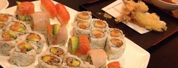 Sushi Ai is one of Niagara.