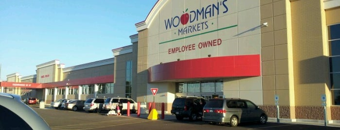 Woodman's Food Market is one of My Faves.