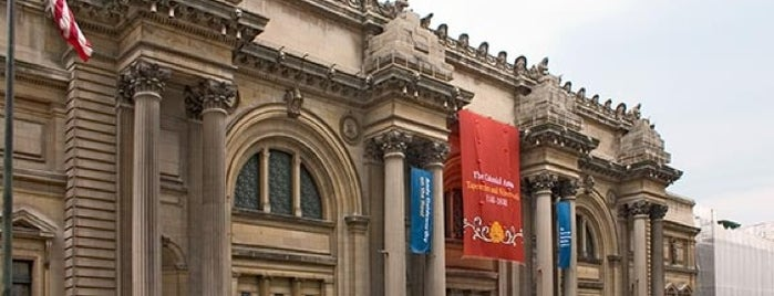 The Metropolitan Museum of Art is one of 36 hours in... New York.