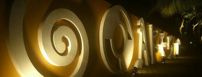 The Zuri White Sands, Goa Resort & Casino is one of Best of GOA, #4sqCities.