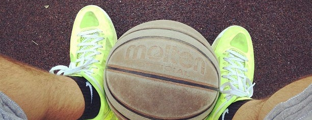 Баскетбольная площадка Рибок. is one of I want.