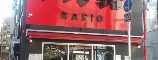 Ramen Bario is one of ラーメン.