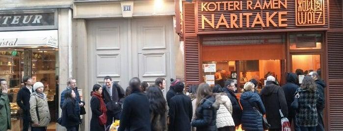 Kotteri Ramen Naritake こってりラーメンなりたけ is one of The 15 Best Places for Ramen in Paris.