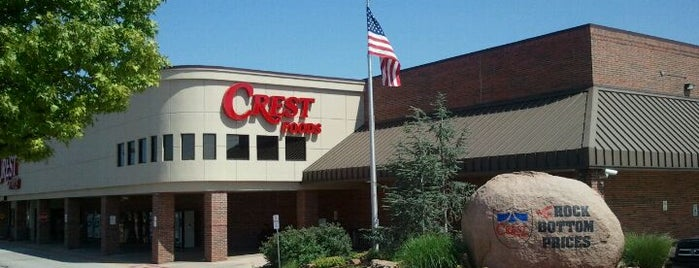 Crest Foods is one of Most visited.