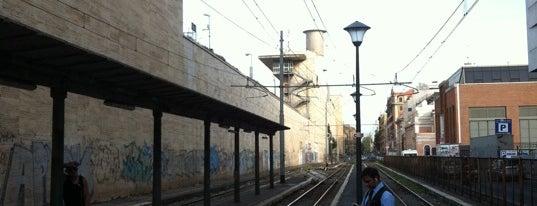 Stazione Laziali (linea Roma-Giardinetti) is one of Muoversi a Roma.