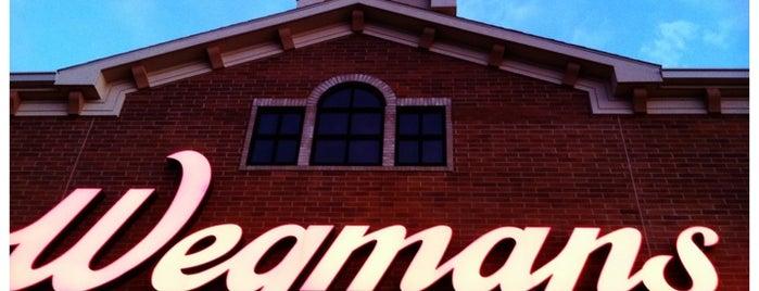 Wegmans is one of Favorite Stores.