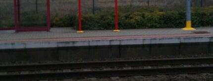 Station Vichte is one of Bijna alle treinstations in Vlaanderen.