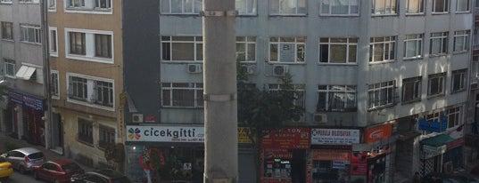 Markianos Sütunu is one of yeni yerler.