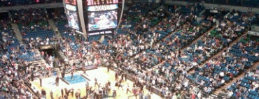 Target Center is one of Sport Staduim.
