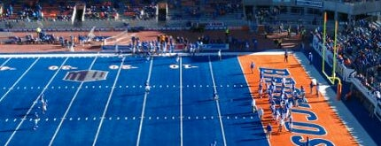 Albertson's Stadium is one of Great Sport Locations Across United States.