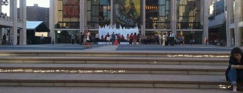 Josie Robertson Plaza (Lincoln Center Plaza) is one of Visit to NY.