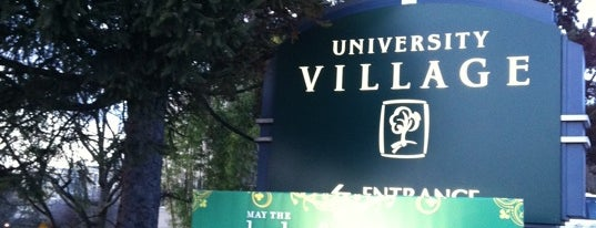 University Village is one of Seattle Spots and Beyond.