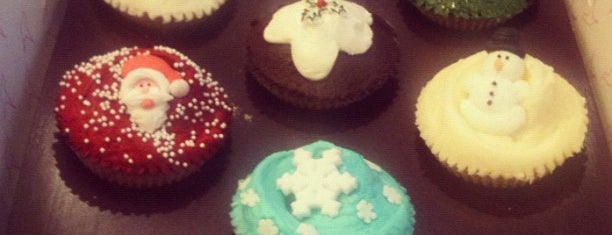 The Hummingbird Bakery is one of More London.
