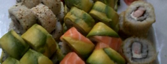 Niu Sushi is one of Lugares para ir y no arrepentirse.
