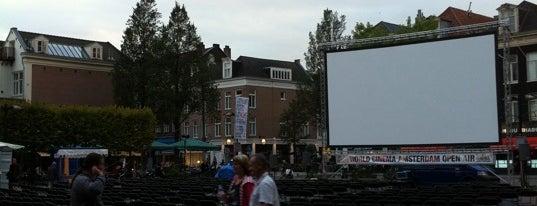 Marie Heinekenplein is one of Must-visit Great Outdoors in Amsterdam.