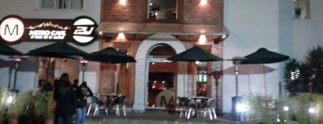 Metro Café is one of Restaurants.